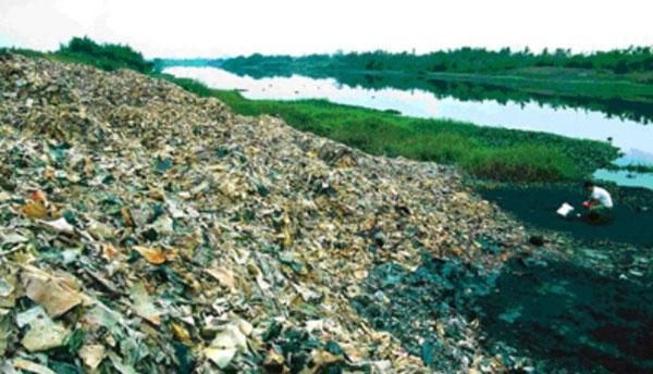 固体废弃物污染治理
